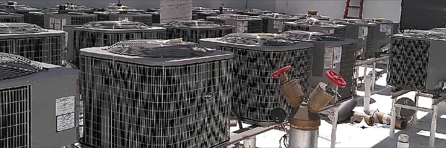 Comercial AC Installations and Maintenance Plans