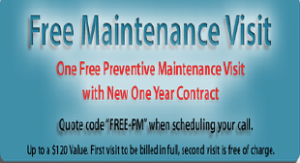Free Maintenance Visit AC Maintenance Miami Independent Contractors Commercial & Residential Miami Mechanical Contractors